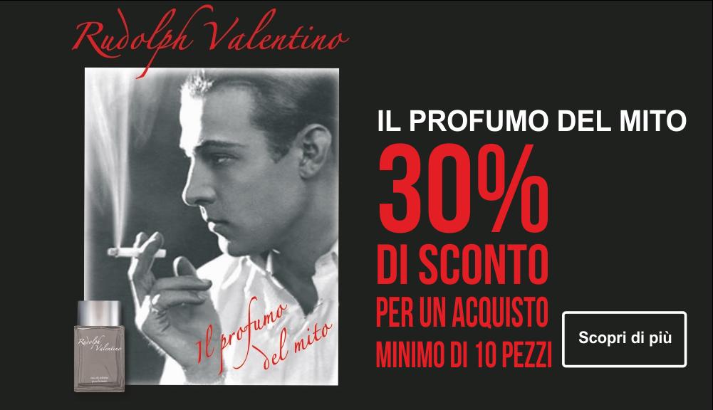 Rodolfo Valentino Il profumo del mito